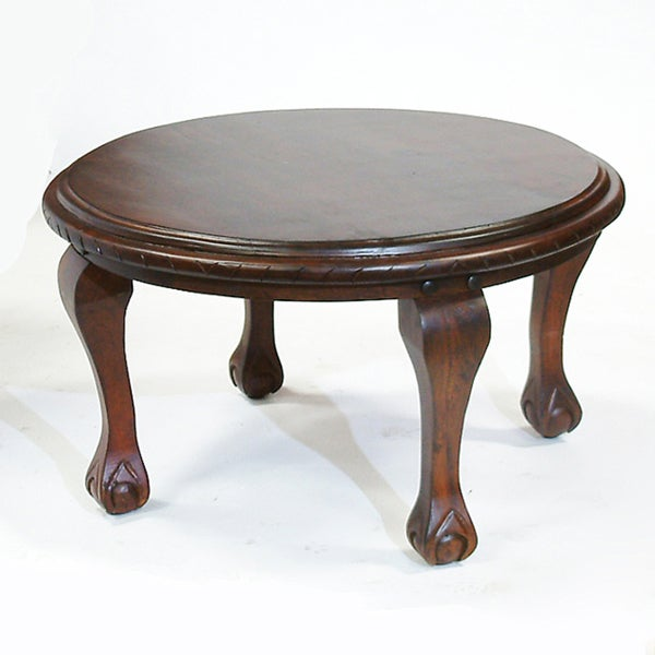 Etsy Round Coffee Tables: Shop Handmade Ball Foot Round Coffee Table (India)
