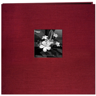 Pioneer Silk Post 12-inch Bound Album