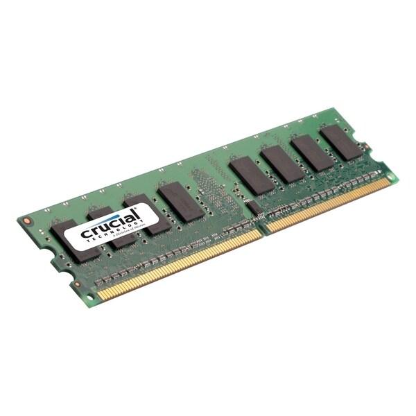 Crucial 512MB DDR2 SDRAM Memory Module
