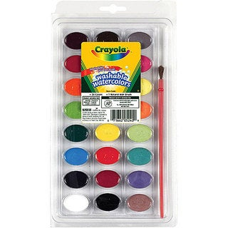 Crayola Washable Watercolors