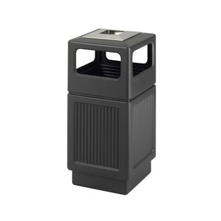 Safco Outdoor Canmeleon 38-gallon Waste Receptacle