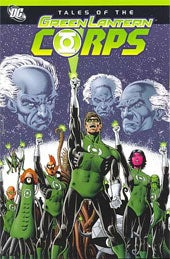 Tales of the Green Lantern Corps:Tales of the Green Lantern Corps (Paperback)