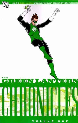 The Green Lantern Chronicles 1 (Paperback)