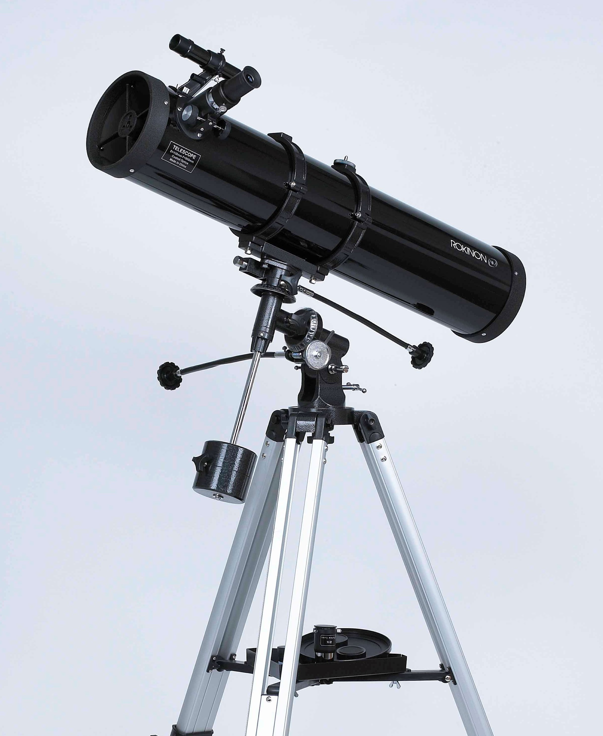 Rokinon 900-mm x 130-mm Reflector Telescope