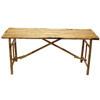 Bamboo Folding Table (Vietnam)
