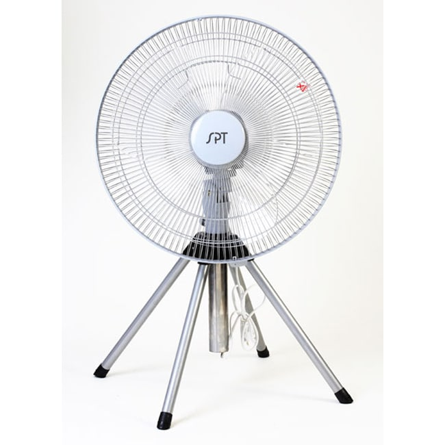 Sunpentown Portable Industrial Heavy-duty 18-inch Fan (18...