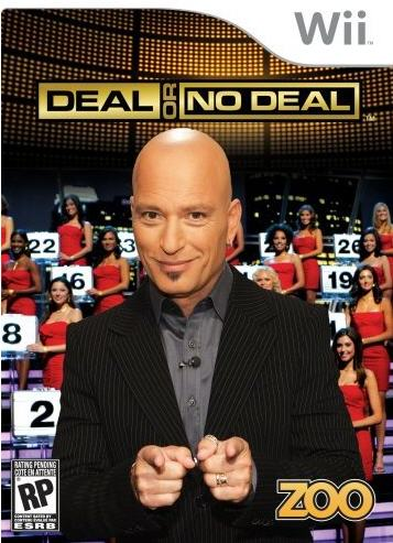 Wii - Deal or No Deal