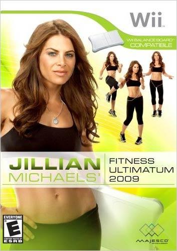 Wii - Jillian Michaels Fitness Ultimatum 2009