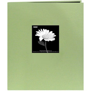 Pioneer Fabric Frame Post Bound 8.5 x 11-inch Album