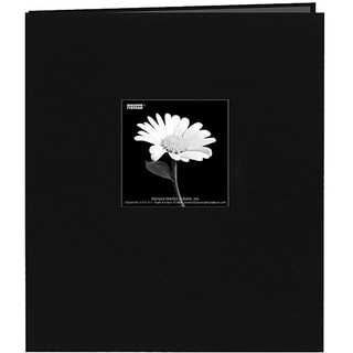 Pioneer Fabric Frame Post Bound 8.5 x 11-inch Album