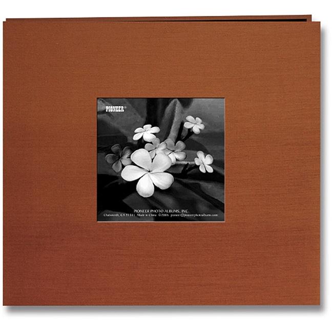 Pioneer Photo Albums Pioneer Silk Post Bound 8-inch Album...