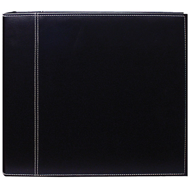 Pioneer Photo Albums Pioneer 3-Ring Sewn Cover 12-inch Al...