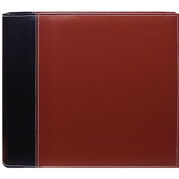 Shop Pioneer Brown And Black 12x12 Memory Book Binder With