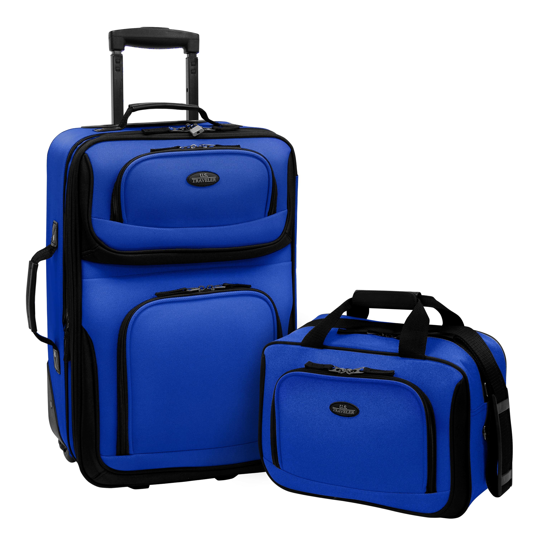 US Traveler by Traveler's Choice RIO 2-piece Expandable C...