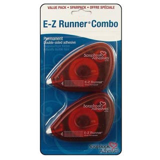 3L E-Z Runner Tape Value Pack (Set of 2)|https://ak1.ostkcdn.com/images/products/3275250/P11379128.jpg?impolicy=medium