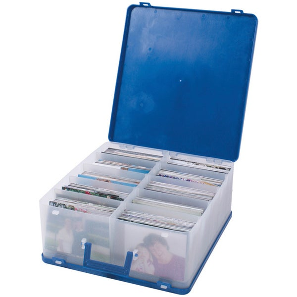 Cropper Hopper Blue Photo Case