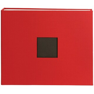 Cloth D-ring Scrapbook Album
