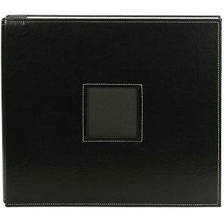 Leather Postbound Album