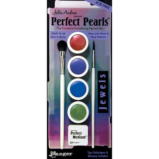 Perfect Pearls 4-color Powder Set