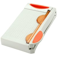 Guillotine Six-inch Paper Cutter with Five-sheet Cutting Capacity