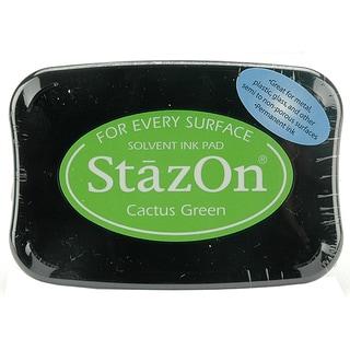 StazOn Cactus Green Inkpad