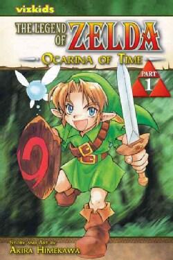 The Legend of Zelda 1: Ocarina of Time (Paperback)
