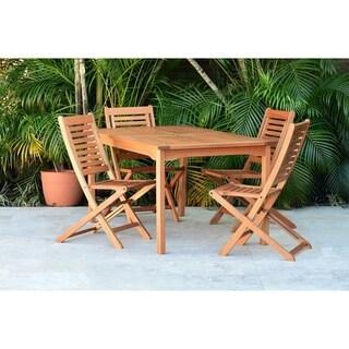 Amazonia Bombay 5-piece Patio Set