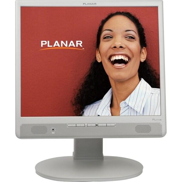 "Planar PL1711M 17"" LCD Monitor - 5:4 - 5 ms"