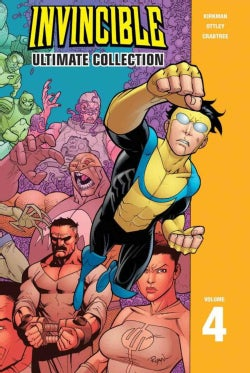 Invincible Ultimate Collection 4 (Hardcover)