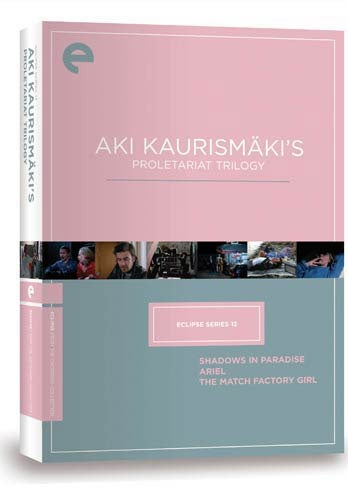 Eclipse Series 12: Aki Kaurismaki's Proletariat Trilogy (DVD)