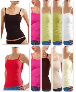Illusions Women's Imported Ultimate Tank - Thumbnail 1