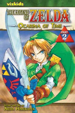The Legend of Zelda 2: Ocarina of Time (Paperback)