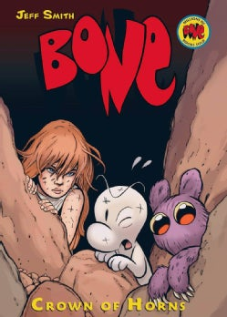 Bone. 9,crown of Horns: Crown of Horns (Hardcover)