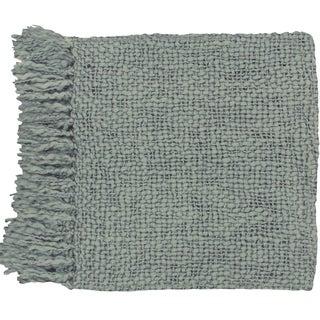 Oxford Ivory Decorative Throw Blanket