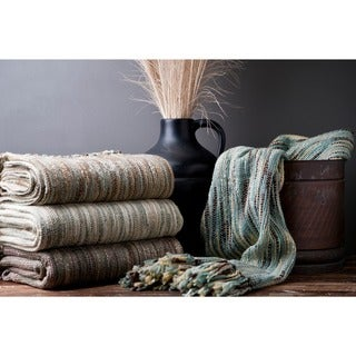 Link to Buenos Aires Woven Acrylic Throw Similar Items in Blankets & Throws
