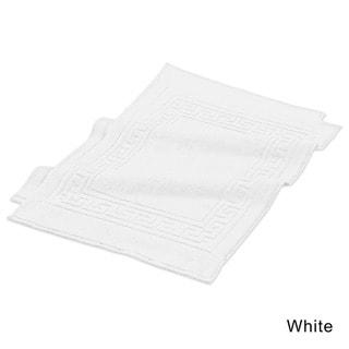 Superior Collection Luxurious 100-percent Premium Long-staple Combed Cotton Bath Mat (Set of 2)