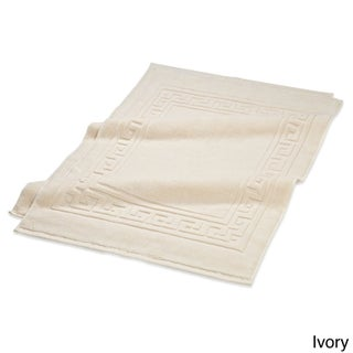 Superior Plush & Absorbent 600 GSM Combed Cotton Bath Mat (Set of 2) (Option: Ivory)