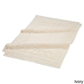 Superior Plush & Absorbent 600 GSM Combed Cotton Bath Mat (Set of 2)