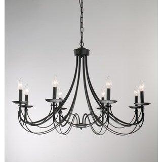 Iron 8-light Black Chandelier|https://ak1.ostkcdn.com/images/products/3285729/P11387581.jpg?_ostk_perf_=percv&impolicy=medium