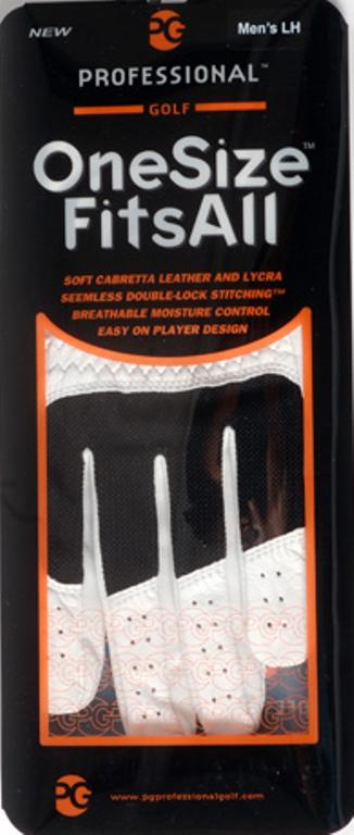 Men's Leather Golf Glove (Set of 12) - Thumbnail 1