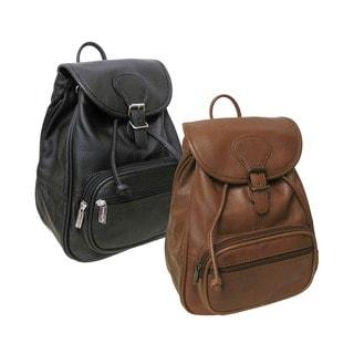 Amerileather Cinch Backpack