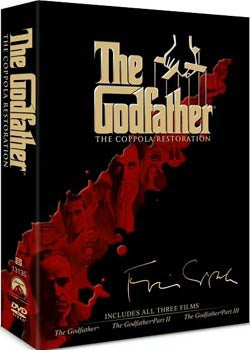 The Godfather Collection The Coppola Restoration Edition (DVD)