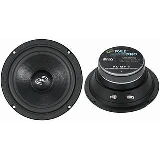 PylePro PDMR6 6.5-inch High-power Midrange Speakers|https://ak1.ostkcdn.com/images/products/3289129/P11390504.jpg?impolicy=medium