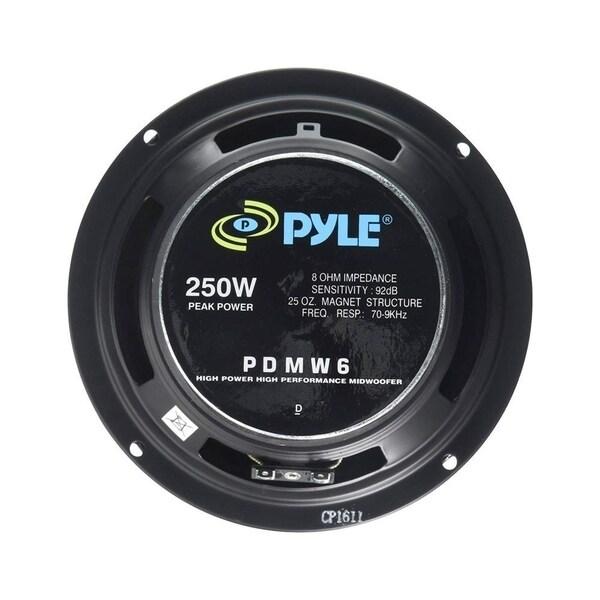 PYLE-PRO PDMW6-6.5 High Performance Mid-Bass Woofer Sound Around