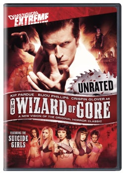 The Wizard Of Gore (DVD)