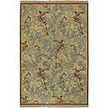 Hand-knotted Legacy Collection Wool Area Rug (9' x 12')