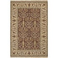 Hand-Knotted Legacy Collection Wool Area Rug (10' x 14')