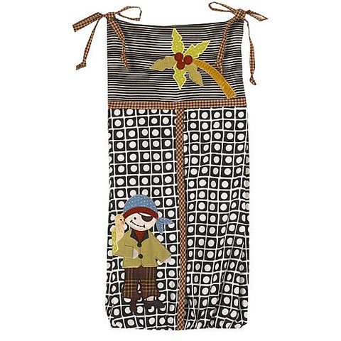 Cotton Tale Pirates Cove Diaper Stacker