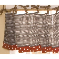 Cotton Tale Pirates Cove Curtain Valance