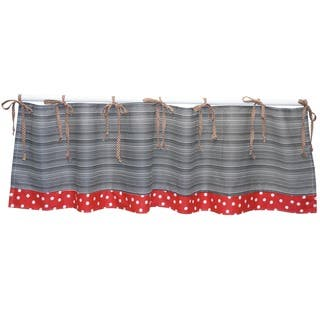 Stripes and Polka Dots Valance Pirate's Cove Collection|https://ak1.ostkcdn.com/images/products/3293757/P11394293.jpg?impolicy=medium